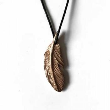 Kuş Tüyü - Bronz