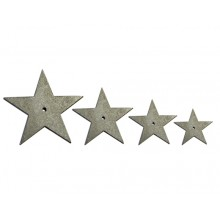 Star Shaped Cabochon