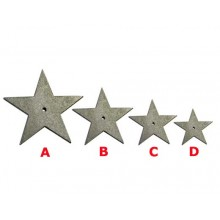 5 pointed Star Base