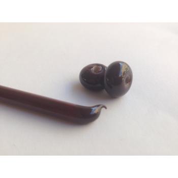 Dark red brown 5-6mm (591452)