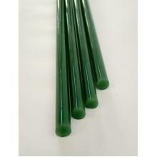 Borosilicate Jade Green Rod 8mm