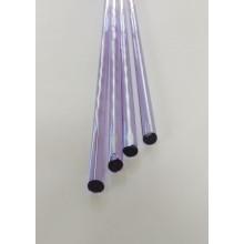 Borosilicate Purple Rod 7mm