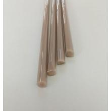 Borosilicate Opal Pink Rod 7mm