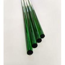 Borosilicate Green Rod 7mm
