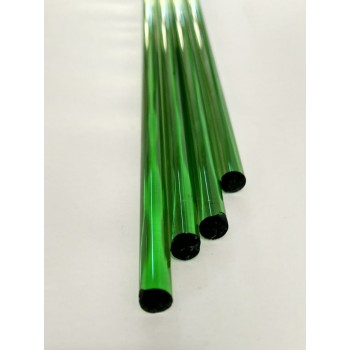 Borosilicate Light Green Rod 7mm