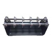 Bench Roller 12 Wheels