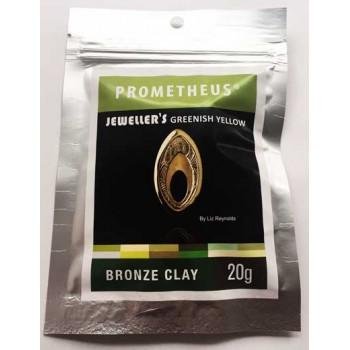 Prometheus® Jeweller's Greenish Yellow Bronze Clay 20 g