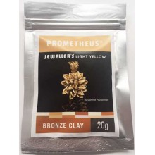 Prometheus® Jeweller's Light Yellow Bronze Clay 20 g