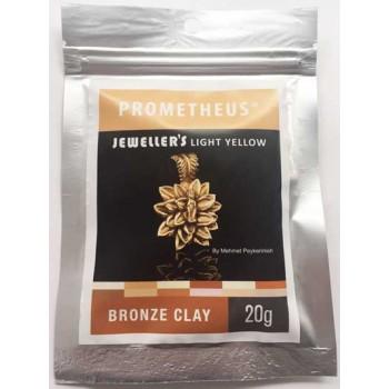 Prometheus® Jeweller's Light Yellow Bronze Clay 20 g