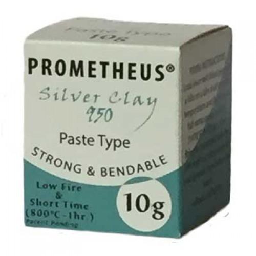 Prometheus Silver Clay 950 Paste Type 10g