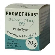 Prometheus Silver Clay 950 Paste Type 20g