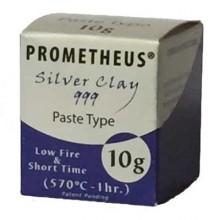 Prometheus Silver Clay 999 Paste Type 10g