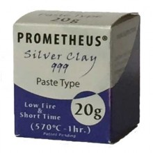 Prometheus Silver Clay 999 Paste Type 20g