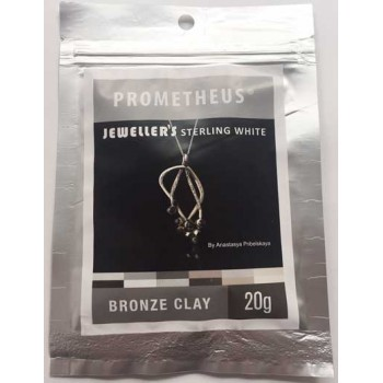 Prometheus® Jeweller's Sterling White Bronze Clay 20 g