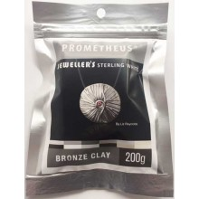 Prometheus® Jeweller's Sterling White Bronze Clay 200 g