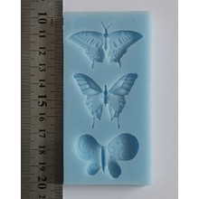 Butterfly Designs No1 Silicone Mould