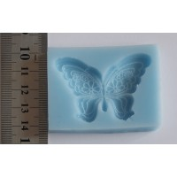 Butterfly Designs No2 Silicone Mould