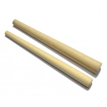 Wooden ring mandrel separated