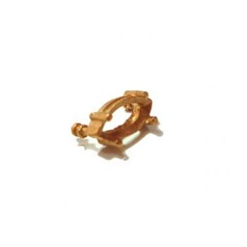 Bronz Mekik 4x8 Taş Yuvası