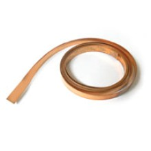 Bronze Flat Wire (4mmx0,2mmx100cm)