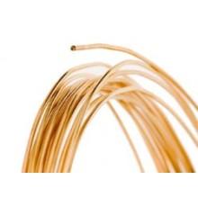 Bronze Wire 0.60mm x 500cm