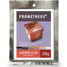 Prometheus® Copper Clay 200gr.