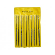 Carbon Steel Files Set of 10