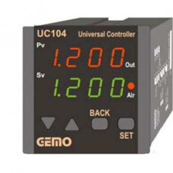 Gemo TT 104 Digital Controller