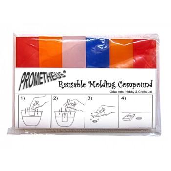 Prometheus® Kalıp Malzemesi(6'lı paket)