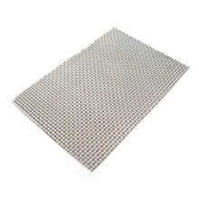 Stainless steel net for drying pieces