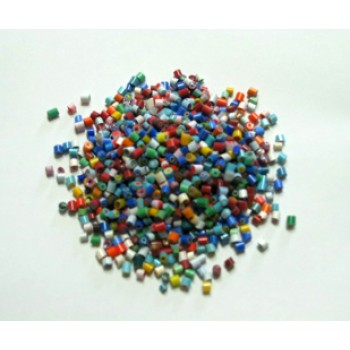 Millefiori Opaque Assortment 3-4mm