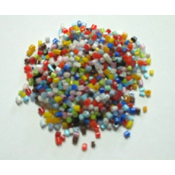 Millefiori Transparent Assortment 3-4mm