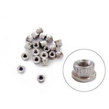 Nuts 2.5x3.0mm (20pcs)