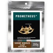Prometheus® Sunny Bronze Clay 200gr