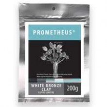Prometheus® White Bronze Clay 200gr.