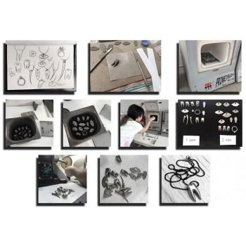 Prometheus® White Bronze Clay 20gr.