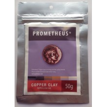 Prometheus® Copper Clay 50gr.